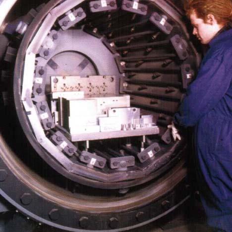 Vacuum Hardening from Servis